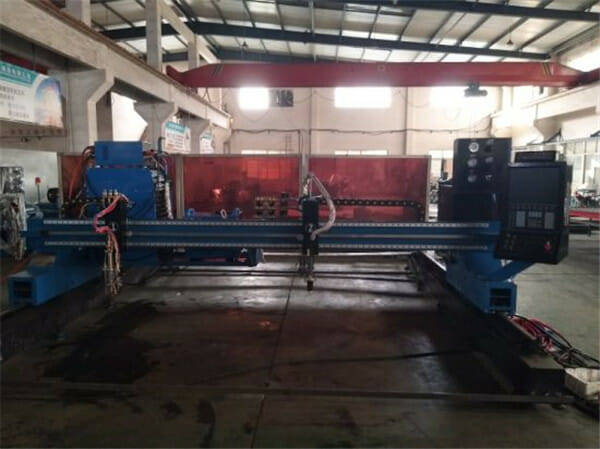 Alumínio-Gantry-CNC-Plasma-flame-Cutting-Machine47