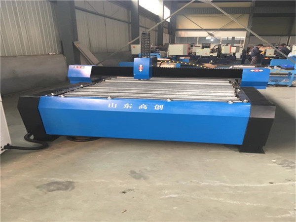 China 1325 Plasma Cortador Metal CNC Plasma Cutting Machine